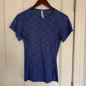 lululemon Short Sleeve Workout Top